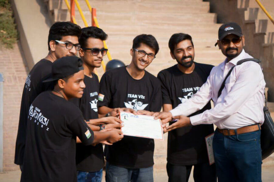 RIDE FOR SMILE (SPARSH FOUNDATION)