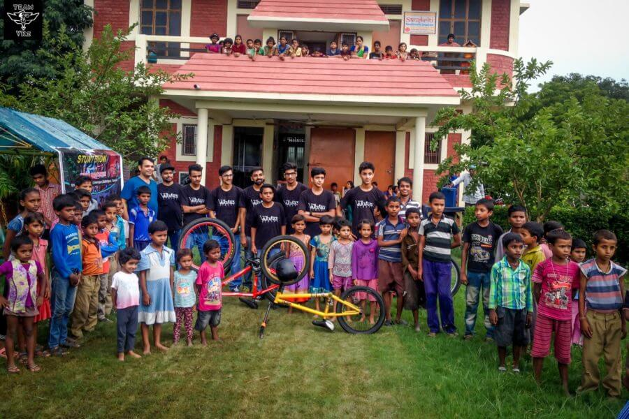 RIDE FOR SMILE (KUTUMBH FOUNDATION)
