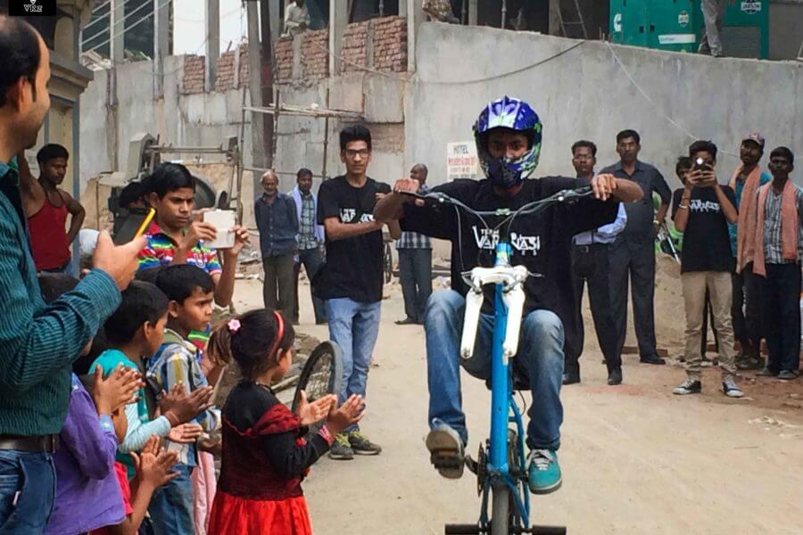 RIDE FOR SMILE (VARANASI WELFARE FOUNDATION)
